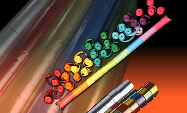 Dealer Tissue & Metallic Confetti Products